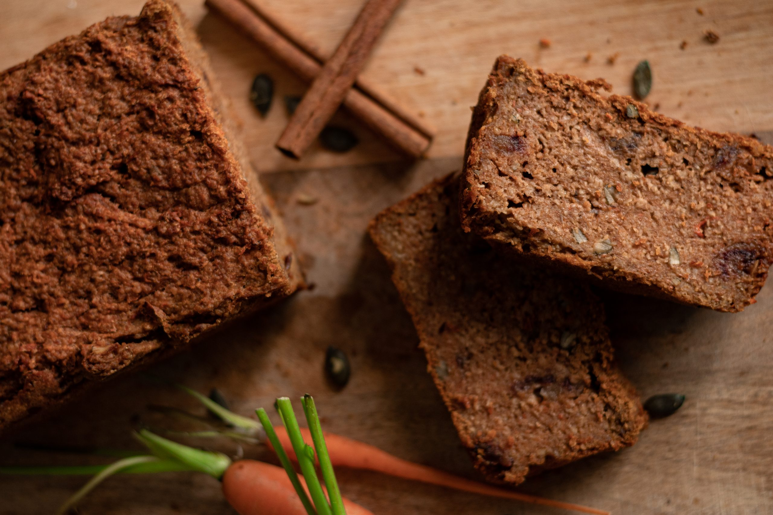 Carrotcake recept met kaneel