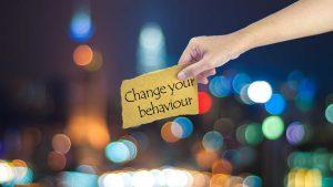 gewoonte verandering